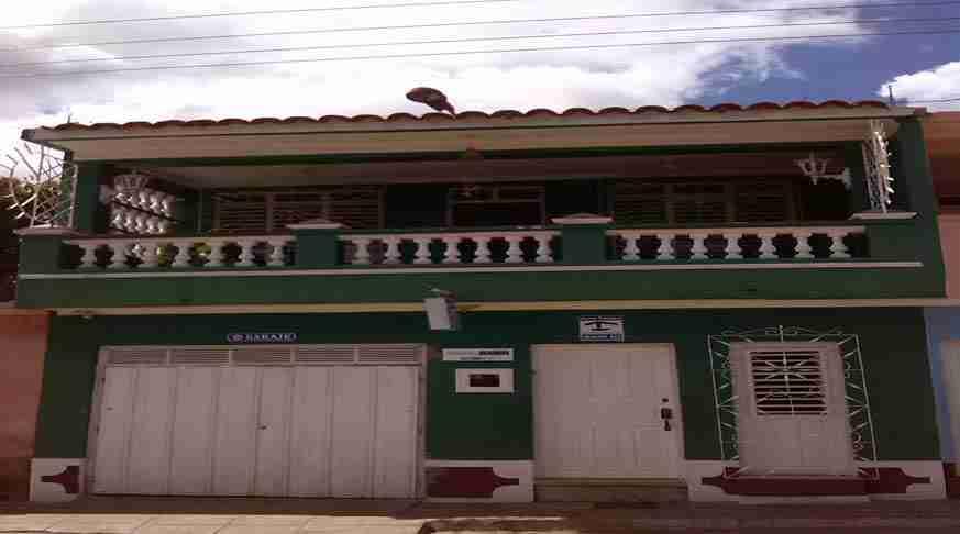 casa trinidad cuba sandra y victor. hostal trinidad. casa particular cuba