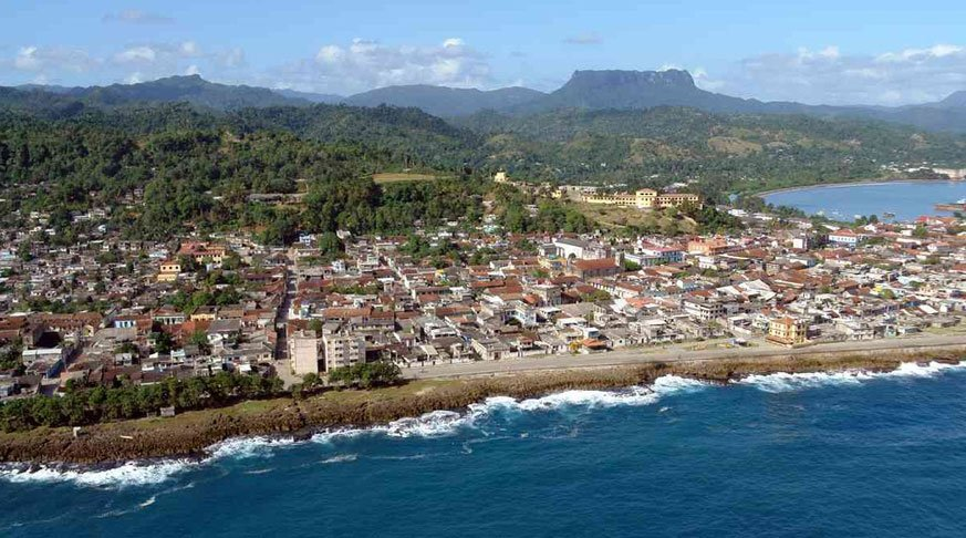 Baracoa is the firt villa founded in cuba