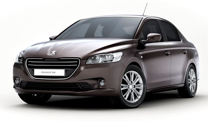 Peugeot 301 via rent a car