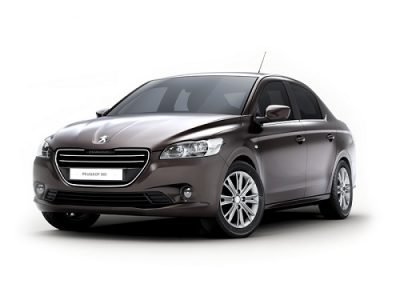 Peugeot 301 via rent a car cuba