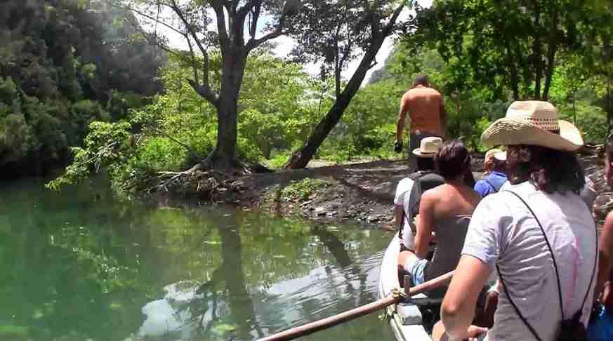 excursiones cuba canyón del yumurí. excursion cuba baracoa yumuri canyon. escursione a cuba
