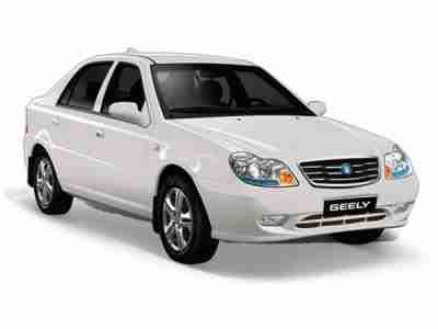 geely CK rent a car cuba