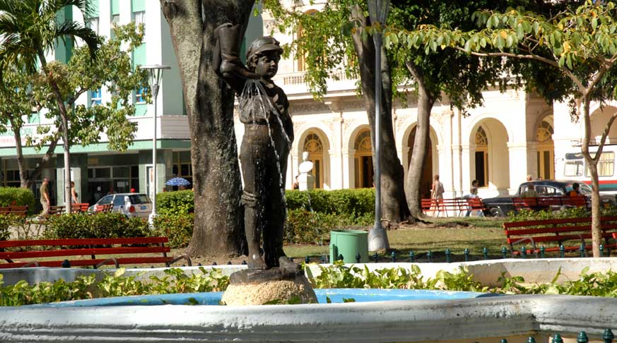 Villa Clara is a province of enormous cultural and historical flow