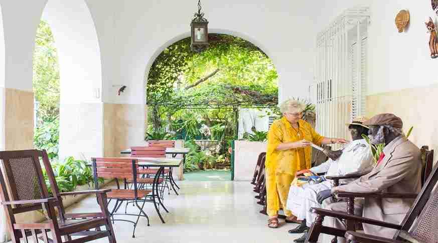 alojamiento en casas particulares. casa particular havana. casa vacanza avana