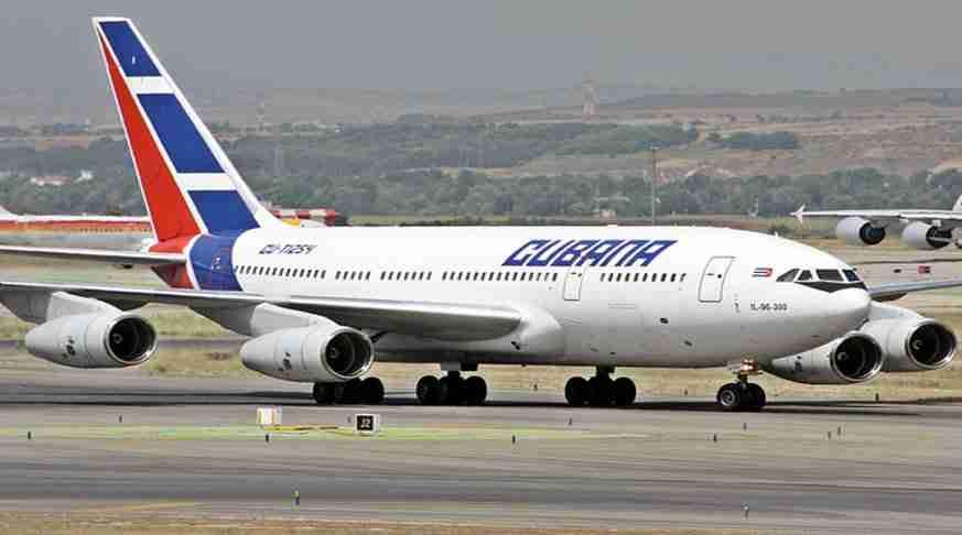 cuba flights and hotel packages. Cubana Vuelos de cubana de aviación. cubana di aviazione voli interni