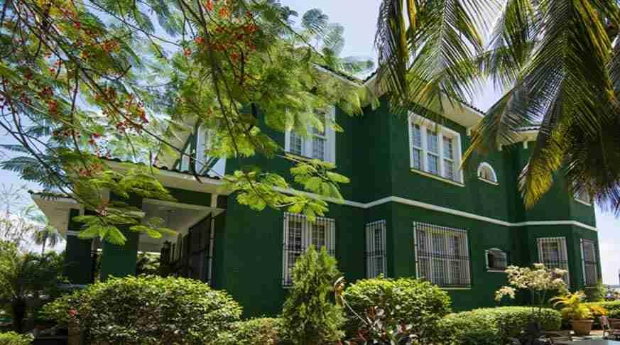 hotel in cuba casa verde cienfuegos. hotel en cienfuegos casa verde. albergo a cienfuegos