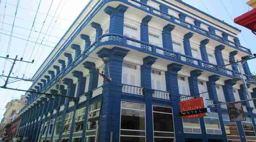 san felix entre los mejores hoteles en cuba. san felix hotel a santiago de cuba. hotel santiago de cuba