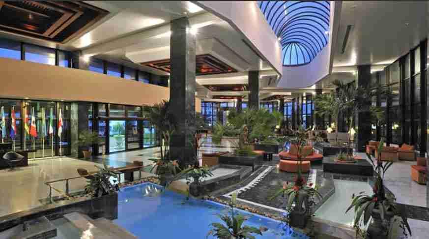 Hotel Meliá habana cuba