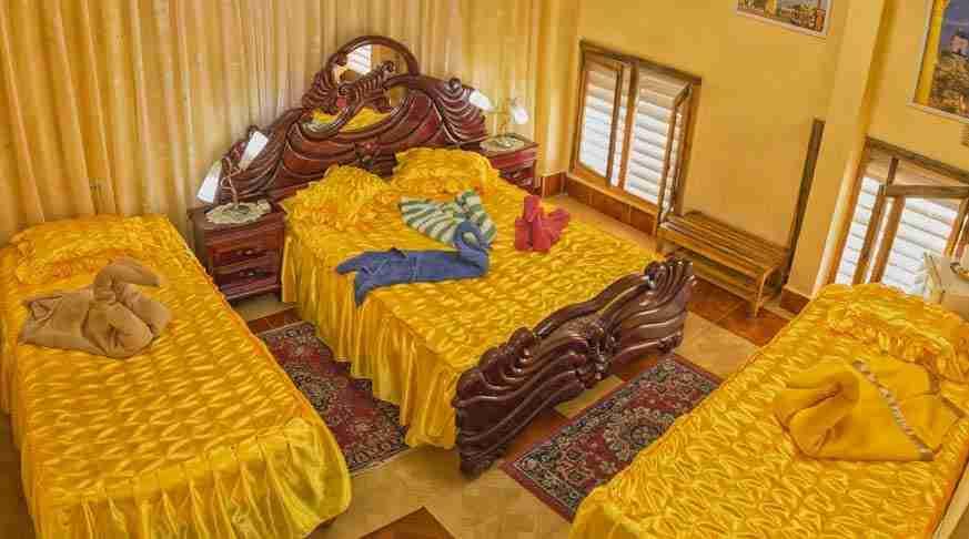 bed and breakfast in remedios. Casa particular en remedios santa clara. private house san carlos remedios cuba