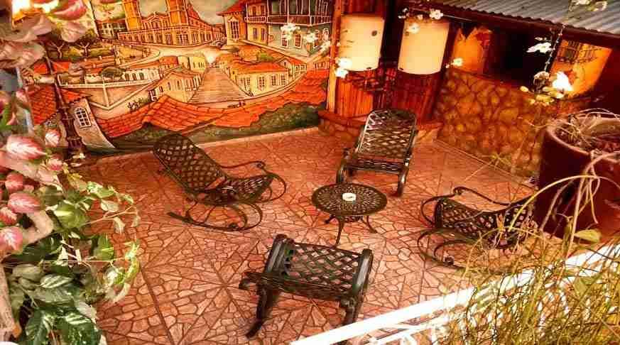 Casa Roy's Terrace in santiago de cuba