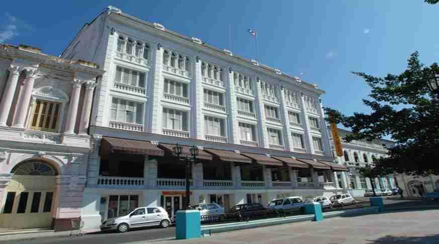 casa granda hotels santiago de cuba. hotel a santiago de cuba casa granda. albergo santiago de cuba casa granda