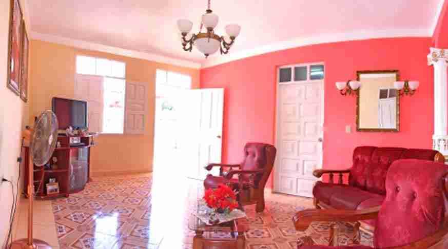 leria casa vacanza a trinidad cuba. hostal en trinidad leria. hostel leria in trinidad cuba