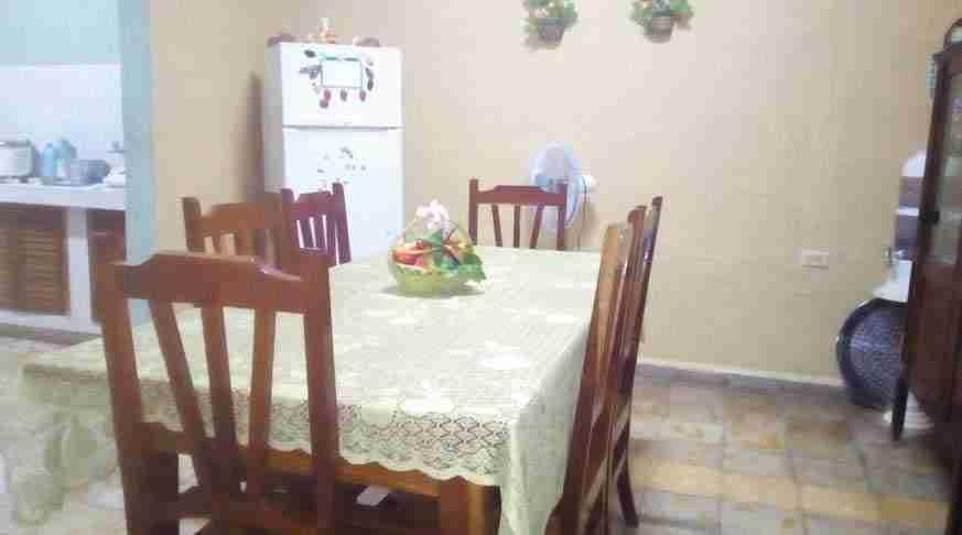 Casa particular Edilia trinidad cuba
