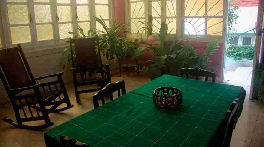 Casa particular rolando y emilia vedado cuba