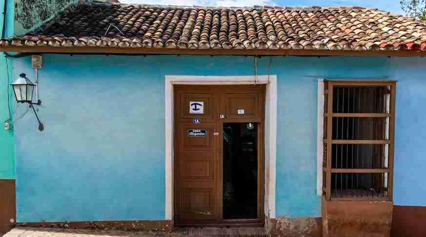 casa particular alejandra trinidad cuba