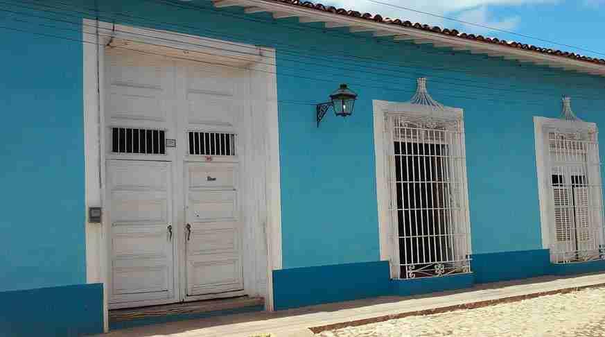 bed and breakfast orbea in trinidad cuba. casas particulares cuba hostal orbea. casa particular trinidad Orbea House