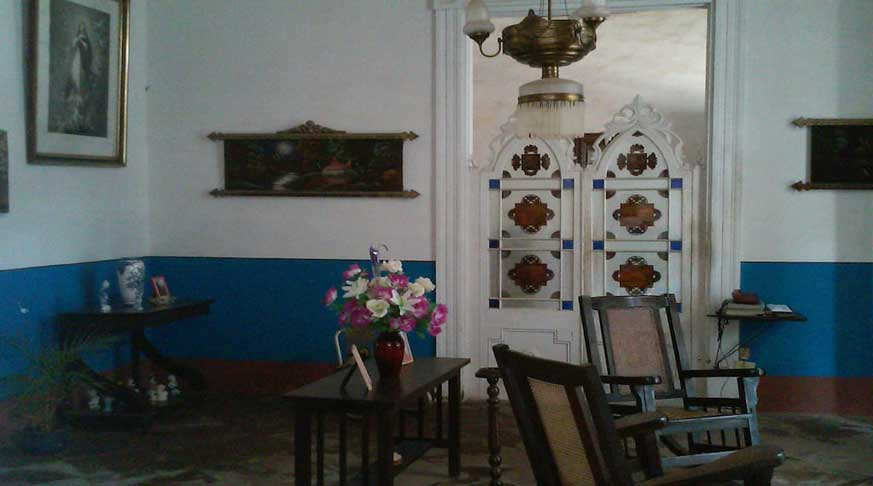 casa aprticular orbea trinidad cuba