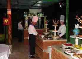 viaggio in trinidad. ristoranti san josé.