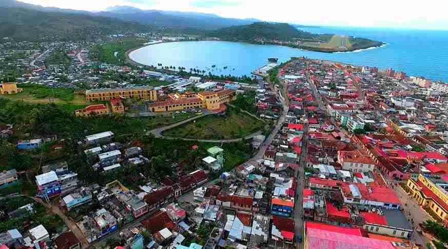 circuitos por cuba. la ciudad primada de cuba. viaggio a baracoa. trips to Cuba