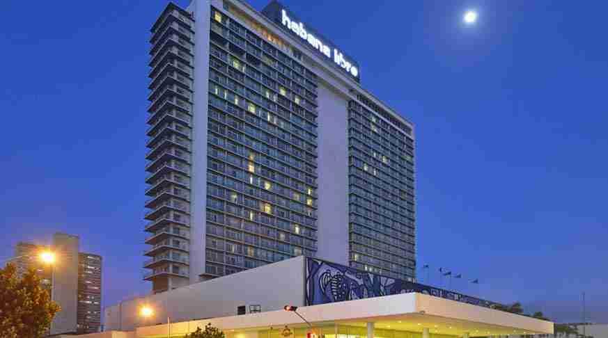 hotels in cuba. hotel havana libre