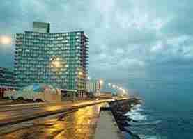hotels in cuba. hotel havana riviera