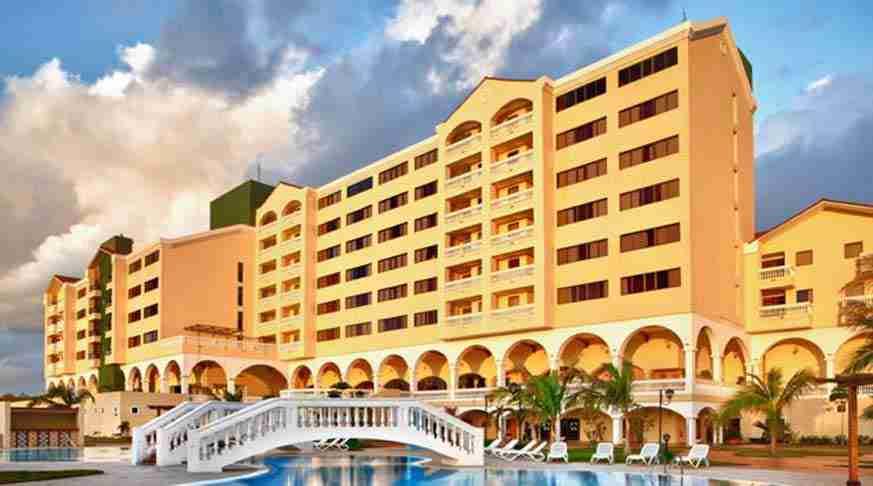 hotels in cuba. hotel sheraton in havana