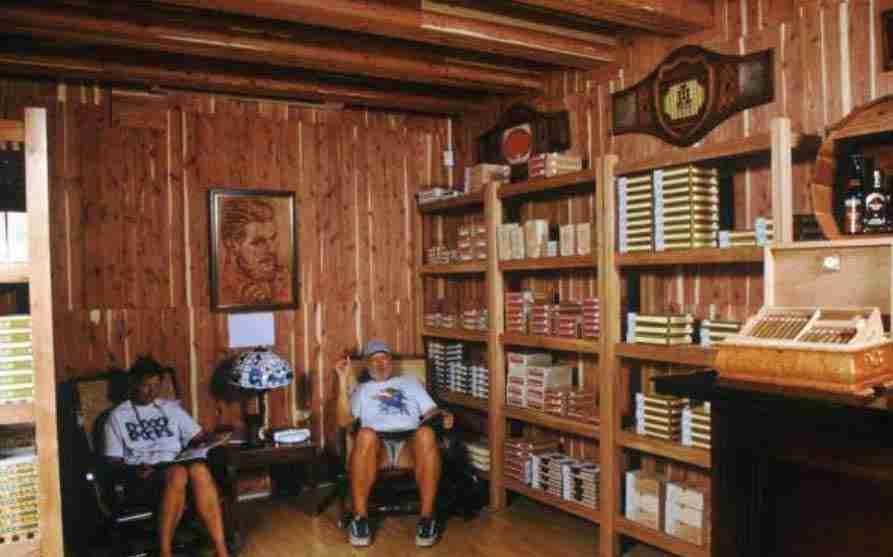 trip to cayo largo. the house habano.
