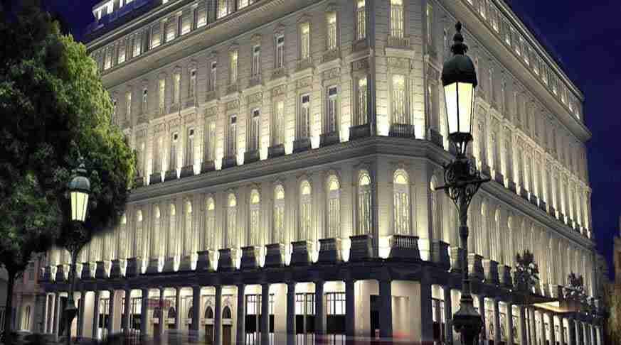 Hoteles 5 Estrellas en Cuba. Vista Hotel Manzana