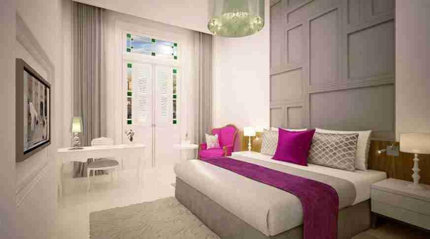 Hoteles 5 Estrellas en Cuba. Room Hotel Manzana.