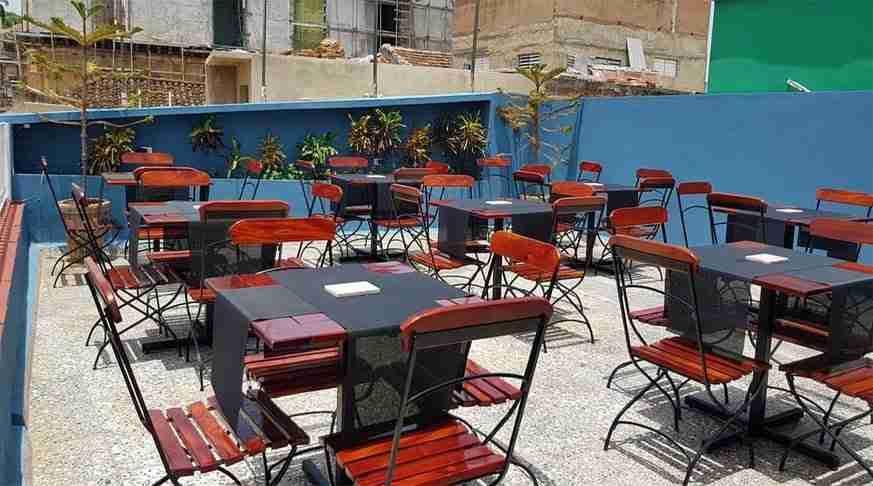 terrace muñoz tapas restaurant