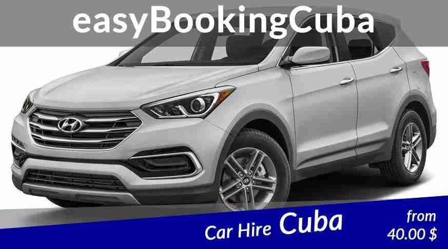 Rent a Car in Cuba