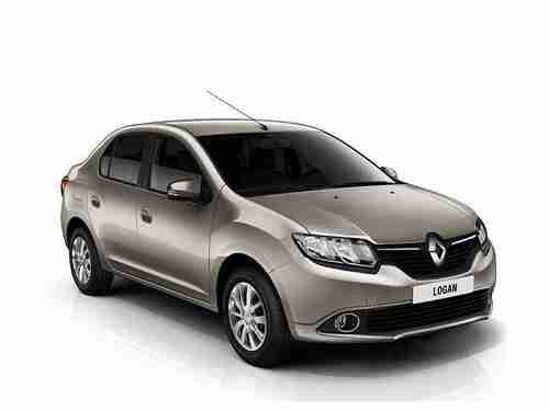 Renault Logan cubacar, renta car, Auto a noleggio a Cuba