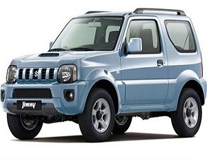 suzuki jimny jeep in cuba, noleggio auto cuba jeep